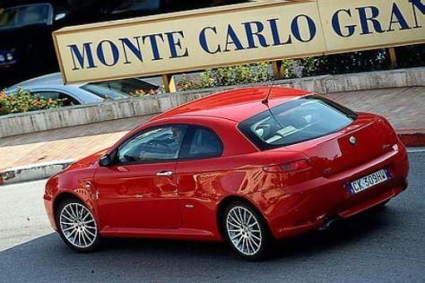 Fahrbericht Alfa GT