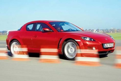 Test Mazda RX-8