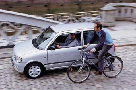 Gebrauchtwagen Test Daihatsu Cuore Autobild De