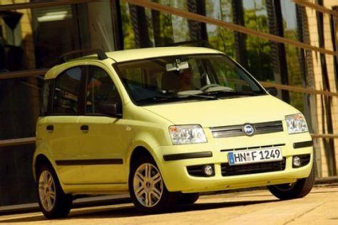 Fiat Panda ausgezeichnet