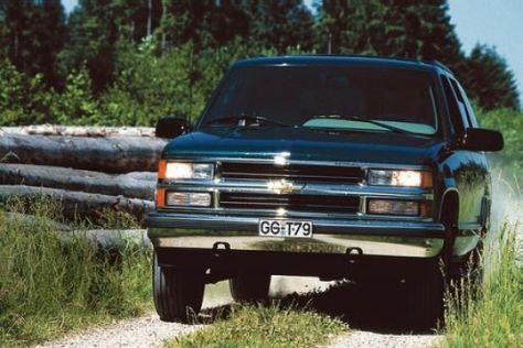 Chevrolet Blazer/Tahoe (1992-2000)