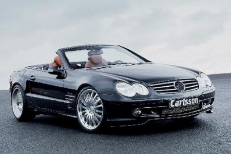 Mercedes-Benz SL-RS Carlsson