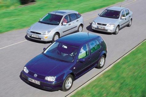 Focus (98-04) – Astra (98-04) – Golf (97-03)