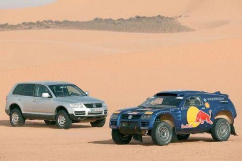 VW Race-Touareg