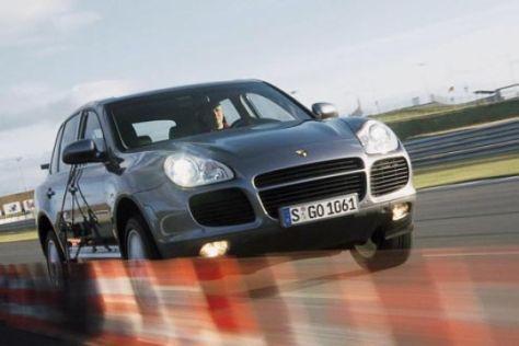 Porsche-Absatz