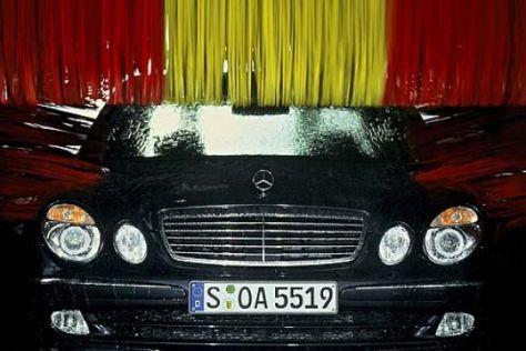 Neuer Lack von Mercedes-Benz