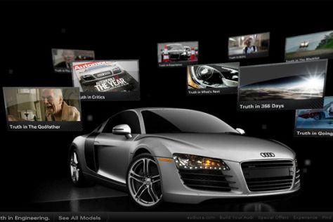 Audi Werbung USA