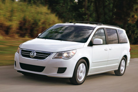 VW Routan