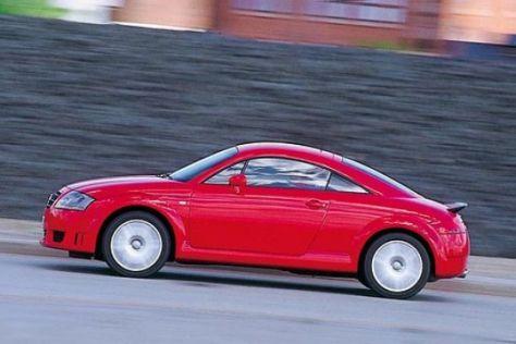 Audi schaltet sportlich