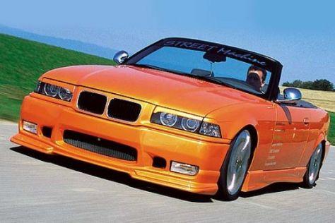 3er BMW Cabrio von Fabrice Winiger