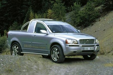 Volvo XC90 Pick-up