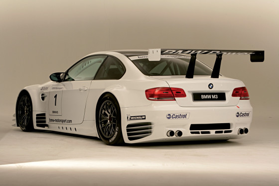 BMW M3 Rennversion ALMS