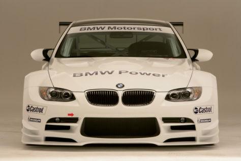 BMW M3 Rennversion ALMS
