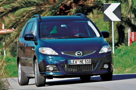 Mazda5 2.0 MZR Exclusive