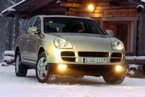 Fahrbericht Porsche Cayenne V6