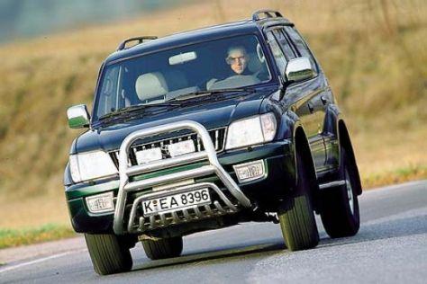 Toyota LandCruiser 90/95 (96-03)