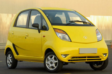 Tata Nano Luxury
