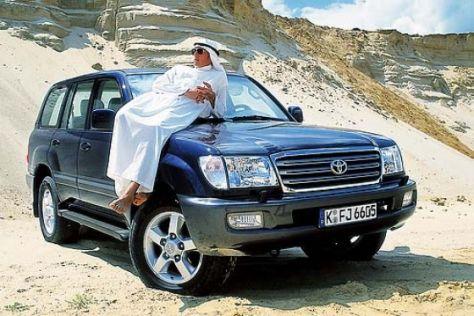 Toyota LandCruiser 100 V8