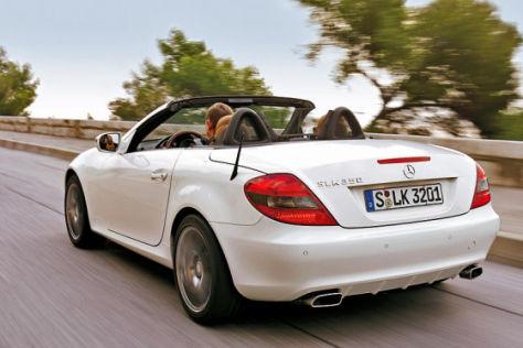 Mercedes-Benz SLK-Klasse SLK 350