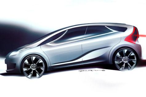 Hyundai Studie HED-5