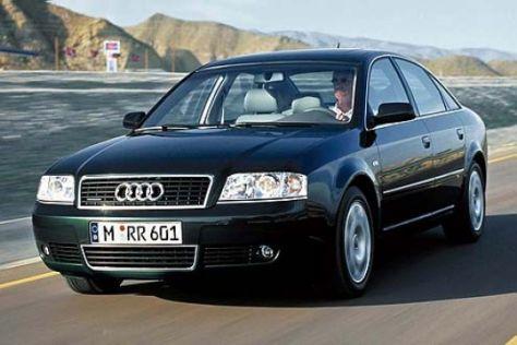Audi A6 Security von Europcar
