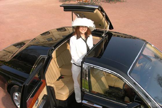 Rolls-Royce Phantom von Edag