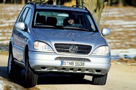 Mercedes-Benz M-Klasse (ab 1997)