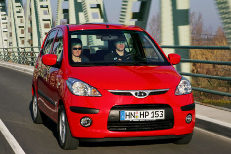 Fahrbericht Hyundai i10