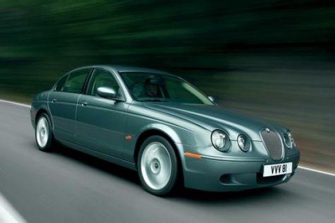 Modellpflege Jaguar S-Type