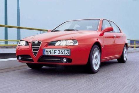 Alfa Romeo 166 2.0 ti