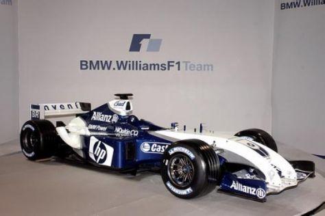 BMW-Williams präsentiert FW26