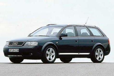 Audi allroad quattro 2.5 TDI - Das Diesel-Dickschiff - autobild.de