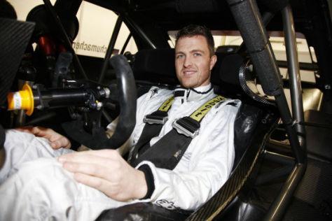 Ralf Schumacher, DTM-Mercedes-C-Klasse