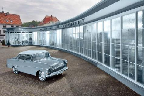 Opel rekord p1 automobile architektur for Architektur 80er jahre
