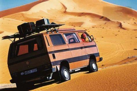 Erlebnisse im VW T3