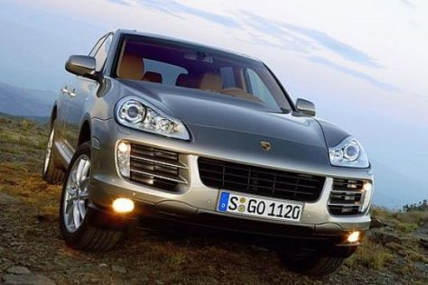 Rückruf Porsche Cayenne