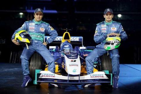 Sauber-Rennstall präsentiert C23