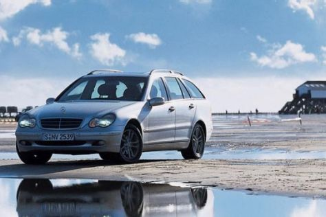 Dauertest Mercedes-Benz C 220 CDI T-Modell