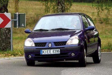 Clio B (ab 98) – Yaris (ab 99) – Polo III (ab 99)