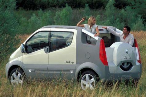 Renault Trafic Deck'up