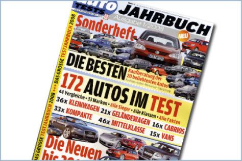 AUTO TESTS-Jahrbuch 2008