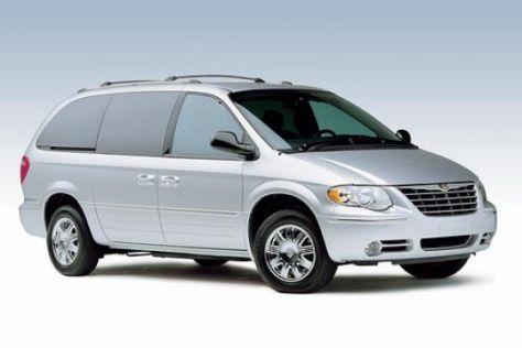 Neues Sitzsystem im Chrysler Voyager