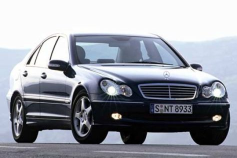 Preiserhöhung bei Mercedes-Benz