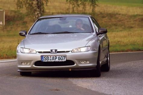 Peugeot 406 Coupé (ab 1997)