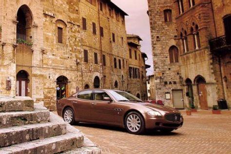 Fahrbericht Maserati Quattroporte