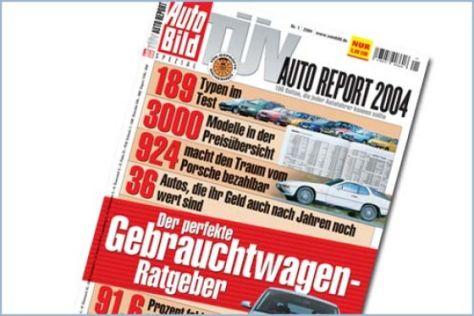 AUTO BILD TÜV Report 2004