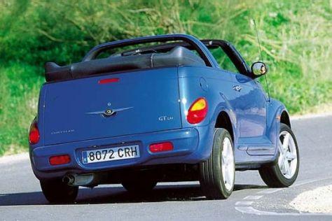 Fahrbericht Chrysler PT Cruiser Cabriolet
