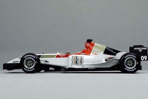 Hondas neuer Formel-1-Renner