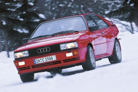Audi Ur Quattro Autobild De