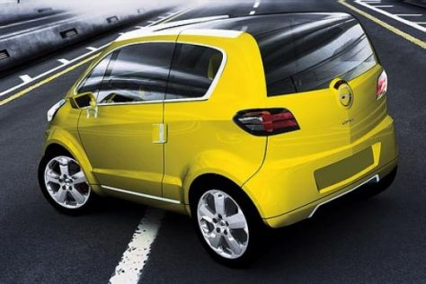 """Opel-Studie """"Trixx"""""""